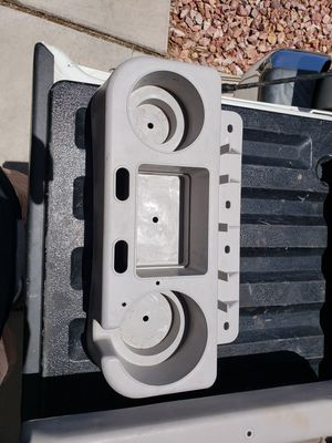 2 Boat seat cup holders & caddy for Sale in North Las Vegas, NV