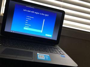 Hp laptop model 15-f233wm for Sale in Severn, MD