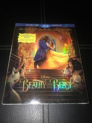 The Beauty and the Beast Blu-ray DVD digital copy for Sale in Corona, CA