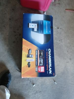 Garage door opener new never used for Sale in Chicago, IL