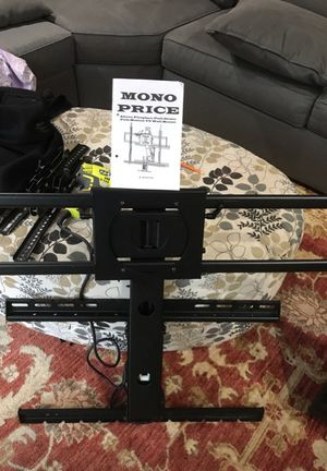 MONO PRICE Above Fire Place TV Mount for Sale in Downers Grove, IL