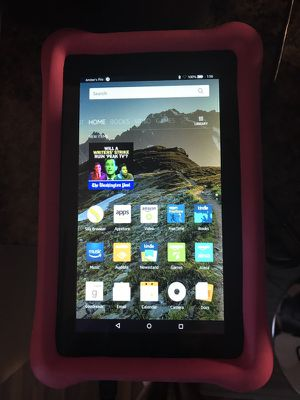 Amazon Kindle Fire 5th edition for Sale in Houston, TX