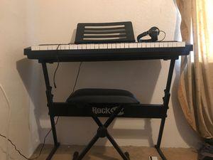 Rock Jam keyboard for Sale in Phoenix, AZ