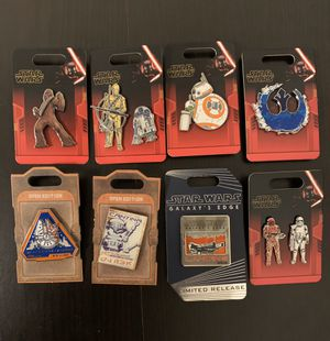 Disney Star Wars pins for Sale in Los Angeles, CA
