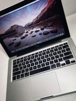 Laptop MacBook Pro 13, 2011 i5, 8gb Ram , 320HDrive, H Sierra Office 2019(word,e for Sale in San Diego,  CA