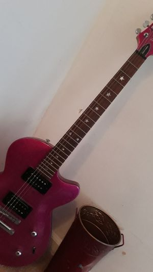 daisy rock candy guitar for Sale in Manassas Park, VA