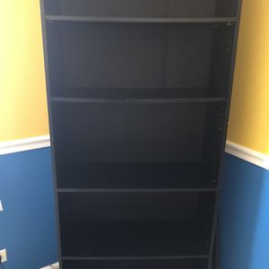 Five Shelf Book Shelf for Sale in Wayne, IL