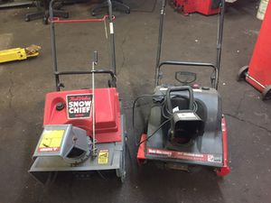 Snow blowers for Sale in Pittsburgh, PA