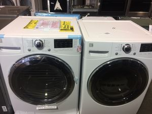 Kenmore front load washer and electric dryer for Sale in San Luis Obispo, CA