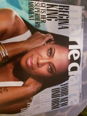Marie claire magazine november 2019 regina king for Sale in Rancho Cucamonga, CA