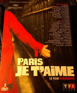 Paris je t'aime [Édition Collector] DVD for Sale in Colorado Springs, CO