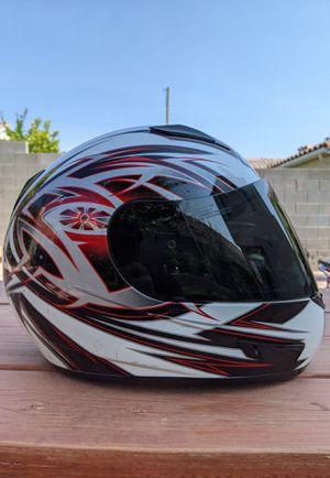 HJC Cyclone 15 Motorcycle Helmet Adult Medium for Sale in North Las Vegas, NV