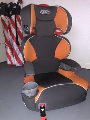 Greco Affix Booster car seat for Sale in Plano, TX