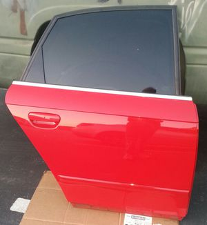 2005 2006 2007 A4 B7 Passenger rear audi door for Sale in Tracy, CA