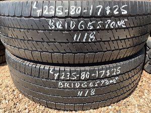 Lt 235 80 17 for Sale in Gilbert, AZ