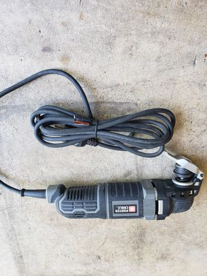 Porter Cable Oscillating Corded for Sale in Cibolo, TX