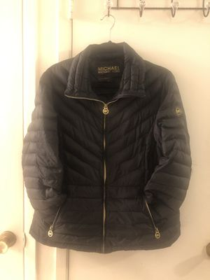 Michael KORS jacket. Black size XL for Sale in Hayward, CA
