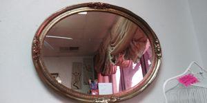 Vintage Oval Mirror READ AD* for Sale in Arlington, TX