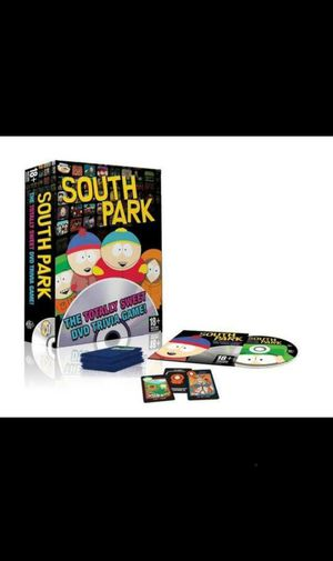 South Park DVD Trivia Game for Sale in NORTH PRINCE GEORGE, VA