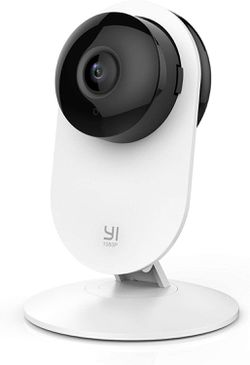 YI Security Home Camera Baby Monitor, 1080p WiFi Smart Wireless Indoor Nanny IP Cam with Night Vision, 2-Way Audio, Motion Detection, Phone App, Pet C for Sale in Alameda,  CA
