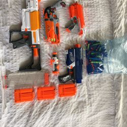Nerf Gun Bundle for Sale in Boca Raton,  FL
