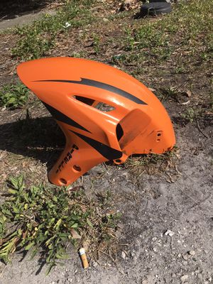 CBR front wheel fender for Sale in North Miami, FL