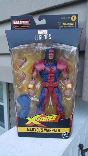 Marvel Legends Warpath collectible action figure for Sale in Roselle, IL
