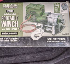 Winch for Sale in Garden Grove, CA