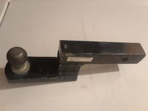 Small trailer hitch for small car,golf cart, or lawn mower for Sale in Plant City, FL