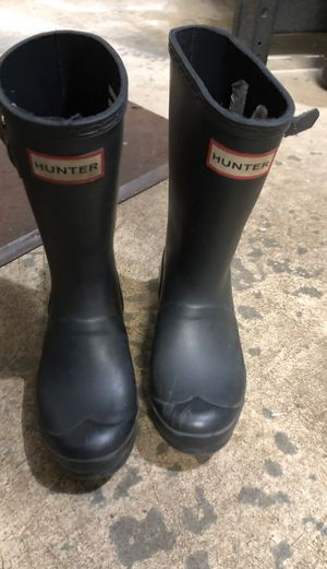 Girls Hunter boots size 11 for Sale in Puyallup, WA