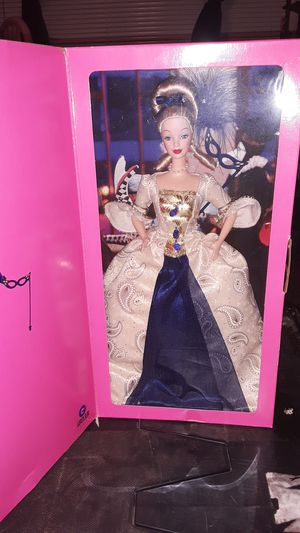 Secret of the three teardrops Barbie for Sale in Fort Worth, TX
