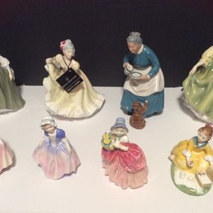 8 China Figures for Sale in Salem, OR