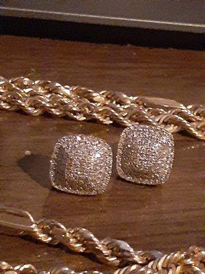 Versace Earings for Sale in San Antonio, TX