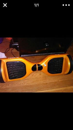 Gold Hoverboard for Sale in Hyattsville, MD