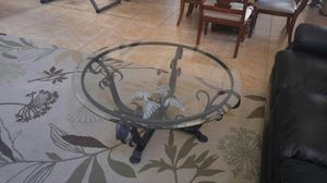 Round coffee table. for Sale in Las Vegas, NV