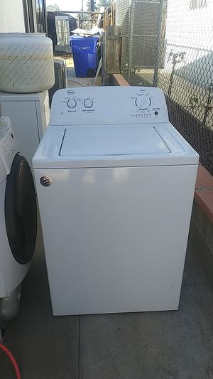 Roper by whirlpool washer h e for Sale in Bakersfield, CA