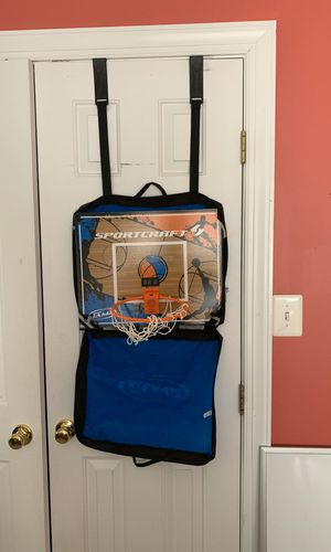 Door hanging basketball hoop for Sale in Ellicott City, MD