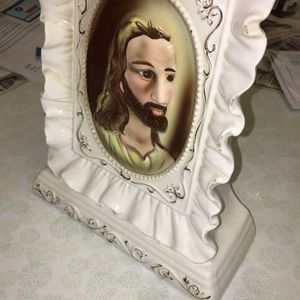 Jesus Glass Frame Music Box for Sale in West Covina, CA