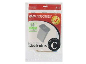 Electrolux Aerus Style C Canister Micro Allergen Vacuum Cleaner Bags 3EL3000001 for Sale in Moscow, PA