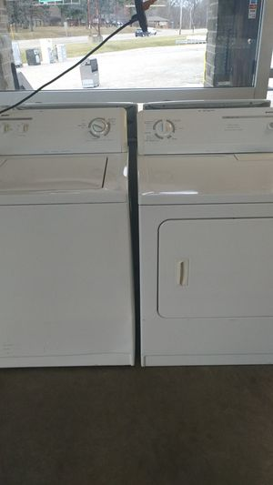 Kenmore washer and dryer set for Sale in Belleville, IL