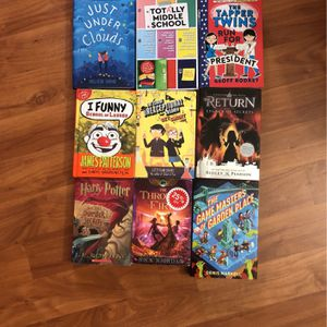 Middle Grade Books for Sale in Nashua, NH
