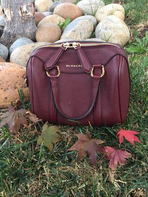 Burberry crossbody satchel purse bag handbag for Sale in San Jose, CA