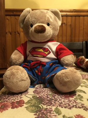 Superman Teddy Bear for Sale in Groton, CT