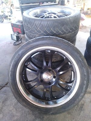 22 x9 fits Dodge Ram for Sale in San Angelo, TX