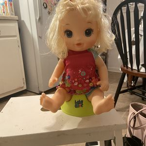 Baby Alive Potty Training Doll for Sale in Virginia Beach, VA