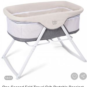 Baby Bassinet for Sale in Rancho Cucamonga, CA