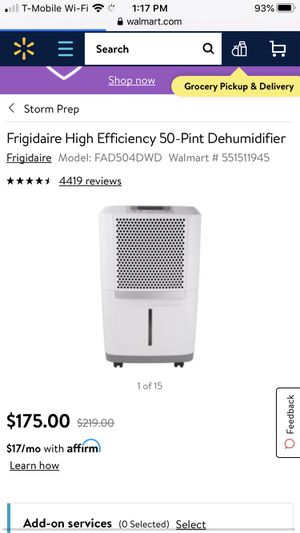 New And Used Dehumidifier For Sale In Norfolk Va Offerup