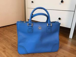 Tory Burch Robinson double zip tote bag for Sale in Randolph, MA