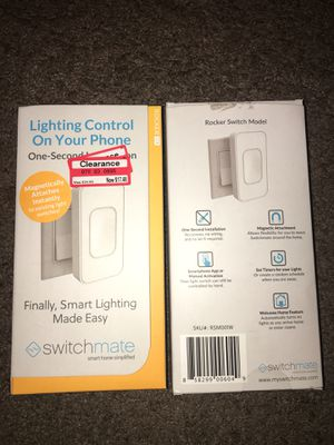 Switchmate light controller for Sale in Jacksonville, FL