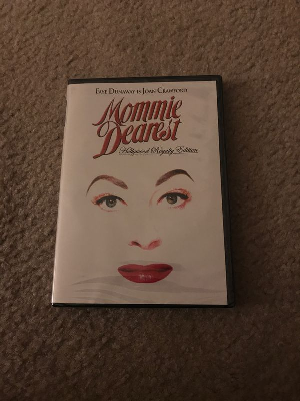 Unopened Mommy Dearest DVD